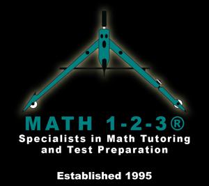 MATH 1-2-3 Logo